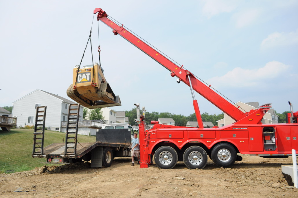 Case Towing Lifting Skid Steer
